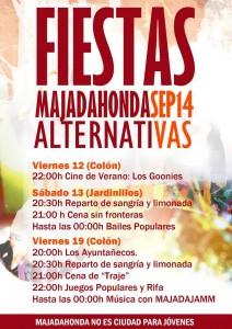 fiestas alternativas 2014